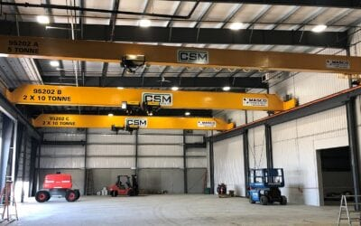 What to Consider When Purchasing an Overhead Crane System